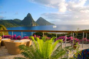 Jade Mountain St Lucia, Luxury All Inclusive Package Specials 2013 Honeymoon Travel