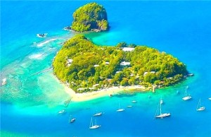 Young Island Caribbean Unforgettable Honeymoons