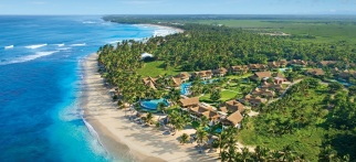 "5 Star Luxury At The ""Zoetry Agua Punta Cana"" D.R :: Spectacular All-Suite Caribbean Honeymoon Accommodation-"